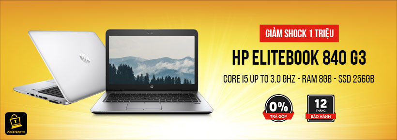 HP 840 G3 Elitebook}
